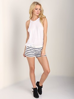 LNA Clothing Sea Tank White