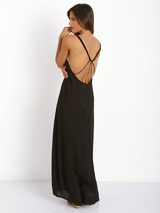 Acacia Moorea Long Slit Dress Storm
