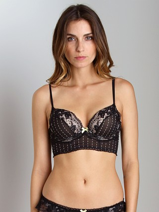 Complete the look: Elle Macpherson Intimates Sultry Dreams Plunge Long Line Bra Jet