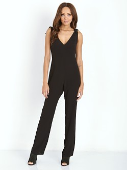 For Love & Lemons Midnight Tide Jumpsuit Black