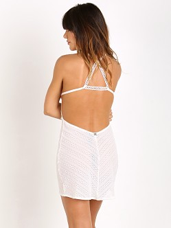 SKIVVIES by For Love & Lemons Lilly Nighty Ivory