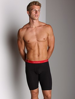 Calvin Klein Pro Stretch Cycle Short Black