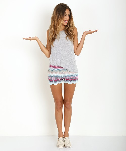 Goddis Lux Shorts Moonstone