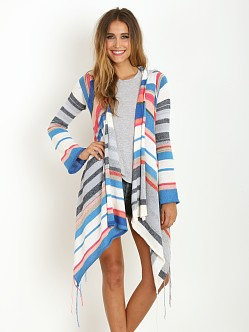 Goddis Linsey Hooded Wrap Sweater Summer Festival
