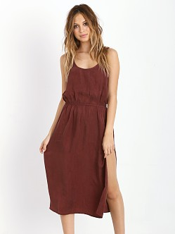 Flynn Skye Uptown Dress Cranberry