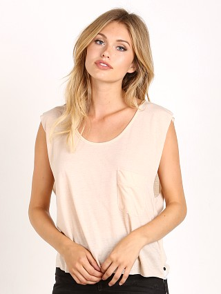 One Teaspoon Farrah Tee Pearl
