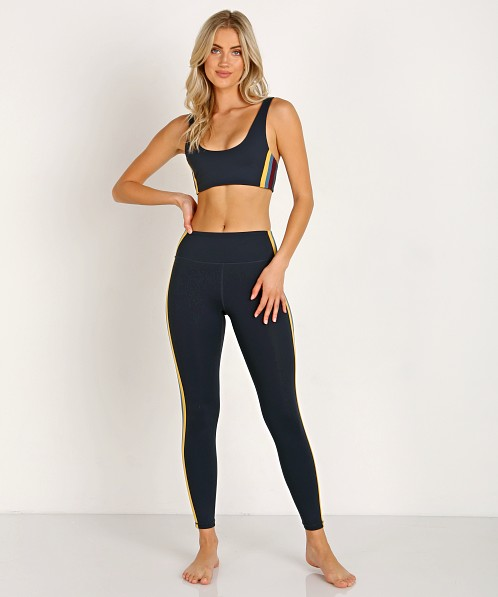 Spiritual Gangster Perfect High Waist Legging Aurora Sky
