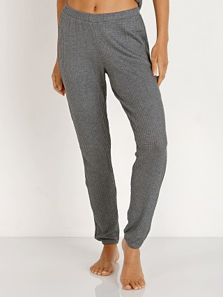 Eberjey Ula Slouchy Legging Dark Heather