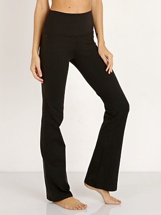 Beyond Yoga High Waisted Practice Pant Jet Black