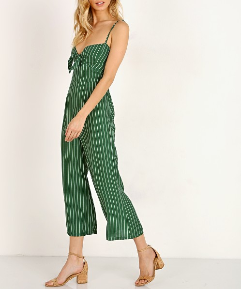 Faithfull the Brand Presley Jumpsuit Paseo Stripe