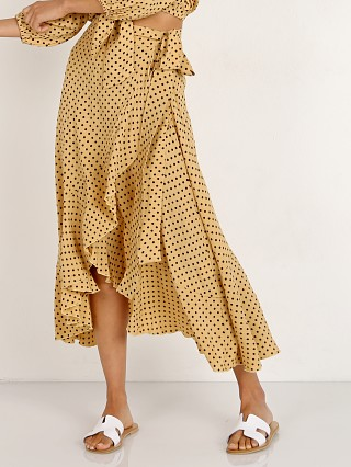 Faithfull the Brand Tramonti Skirt Lula Dot