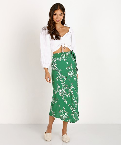 Faithfull the Brand Linnie Skirt Cap Estel Floral