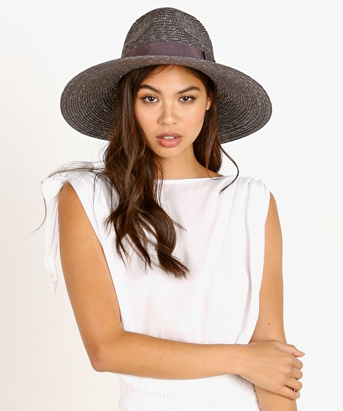 4e7771e7c7a Brixton Joanna Hat Light Grey 00249-GREY - Free Shipping at Largo Drive