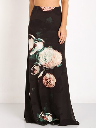 Stillwater The High Waisted Maxi Skirt Blurred Love