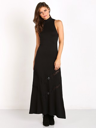 Stillwater The Victorian Maxi Black