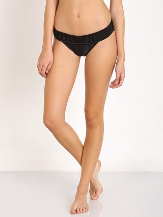 Complete the look: Vix Sid Pala Matelasse Bikini Bottom Black