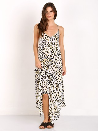 Suboo Sandy Leopard Maxi Dress