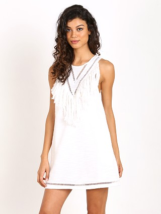 Suboo Castaway Shift Dress White