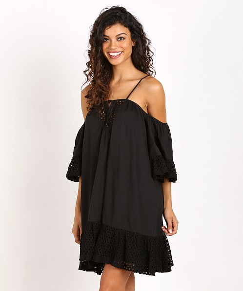 Suboo Sundance Sleeved Tunic Black