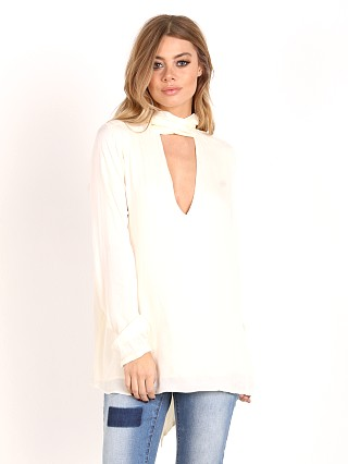 The Jetset Diaries Empire Blouse