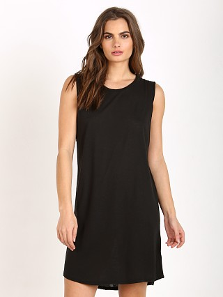 Amuse Society Dani Beach Dress Black Sands