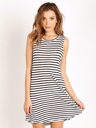Amuse Society Dani Beach Dress Stripe