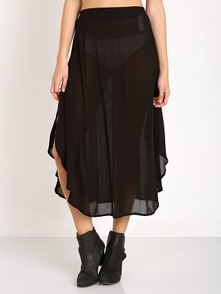 Amuse Society Corsica Skirt Black Sands