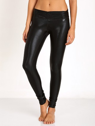 Body Language Scrunchy Legging Foil