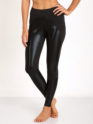 Body Language Blade Legging Foil/Black