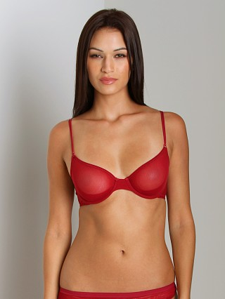 Cosabella New Soire Molded Bra Wineberry