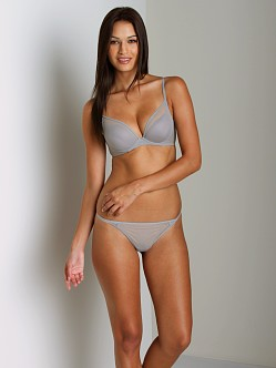 Cosabella New Soire Push Up Bra Dove Grey