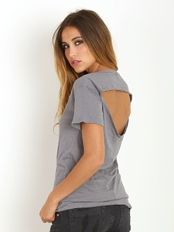 LNA Clothing Cabo Tee Grey