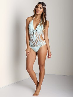 Lisa Maree The Past Rerun Seafoam