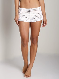 Lisa Maree An Unknown Lover Shorts Creme Fraiche