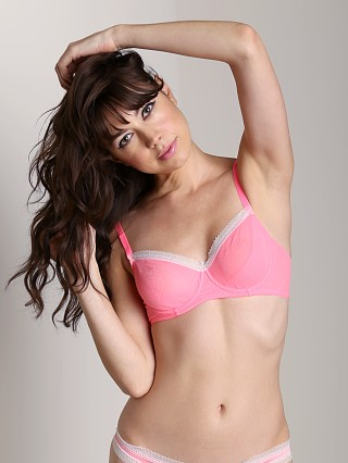 Cosabella Dream Molded Underwire  Bra Neon Rose