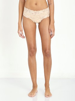 Cosabella Never Say Never Low Rise Hottie Hotpants Blush
