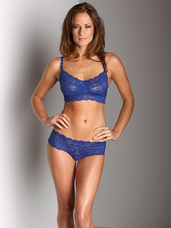 Cosabella Never Say Never Low Rise Hottie Hotpants Marine Blue