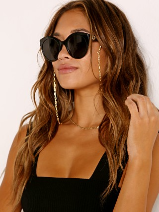 Golden Days LA 14K Gold Ocean Mask Catcher/Sunglasses Chain