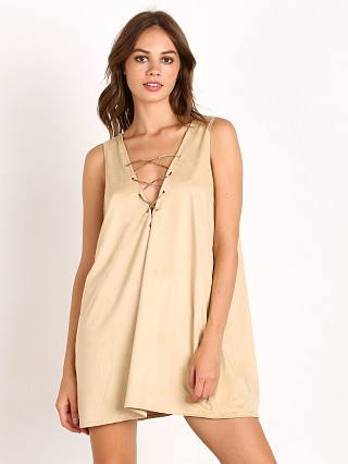 East N West Label Hex Tank Dress