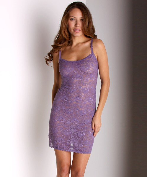 Cosabella Never Say Never Foxie Chemise Violet