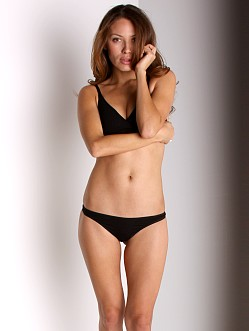 Cosabella Low Rise Talco Thong Black