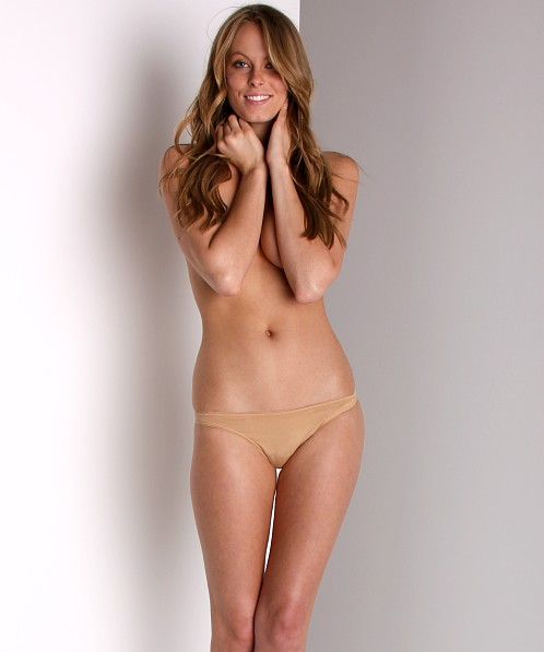Cosabella Low Rise Talco Thong Nude