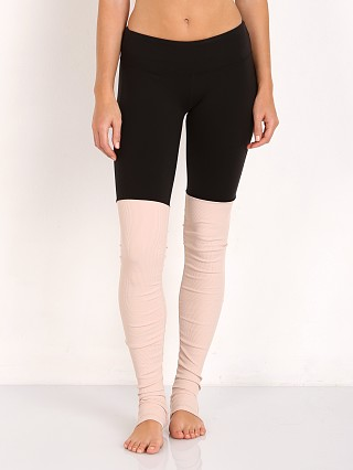 alo Goddess Legging Black/Buff