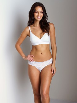 Cosabella Talco Wireless Padded Bra White