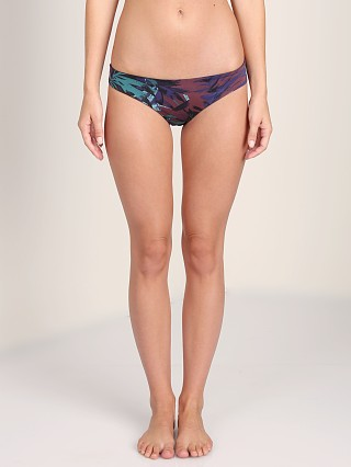 Tavik Ali Reversible Bikini Bottoms Leaves