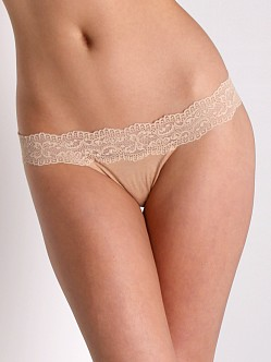 Cosabella Low Rise Ever Thong Blush