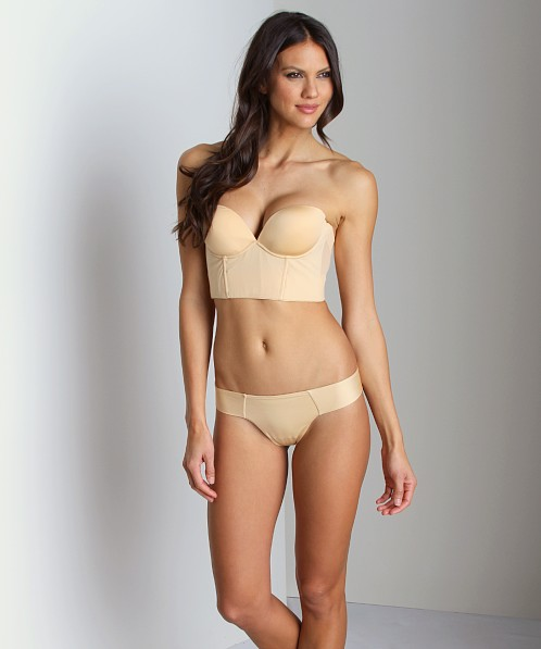 Cosabella Marni Low Rise Thong Nude