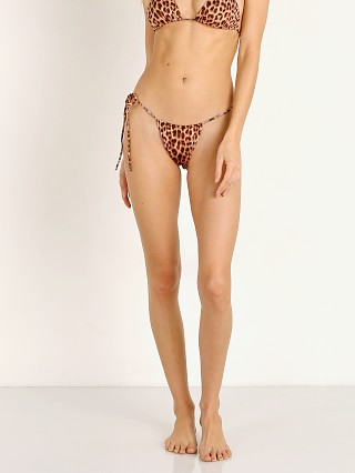 Monica Hansen Beachwear That 90's Vibe Tie Side Bikini Bottom Le