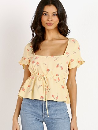 Flynn Skye Kingsley Top Sunshine Blooms