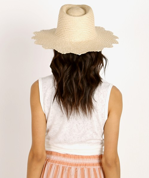 Brixton Blakely Fedora Hat Light Tan